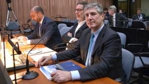 Condenaron a Amado Boudou a cinco años y diez meses de prisión