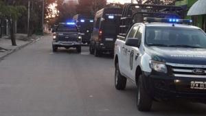 La Policia detuvo a una mini banda de presuntos arrebatadores