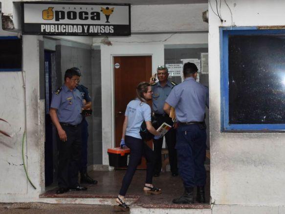 Detienen a un hombre involucrado en el asalto a Diario Época