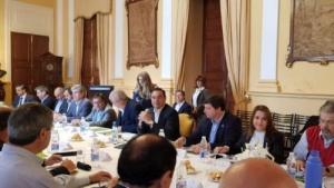 Provincia y empresarios consolidan la Mesa Forestoindustrial