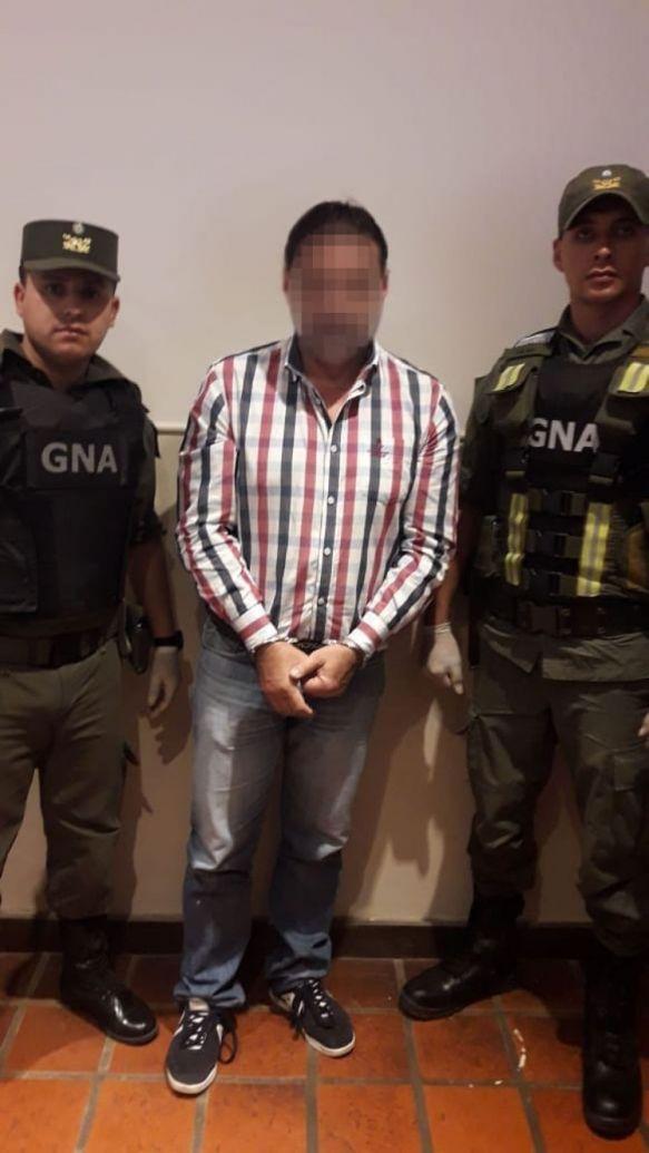 El ex intendente Juan Faraone fue trasladado a Buenos Aires