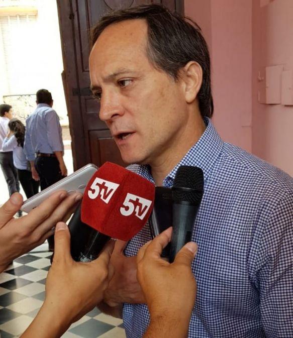 """""""Así como está el Presupuesto, yo no lo voy a acompañar"""", dijo Camau"""