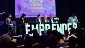 """""""En tiempos de crisis es donde deben surgir los emprendedores"""""""