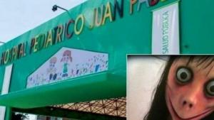"""Nena de 9 años intentó suicidarse y sus padres lo atribuyen al """"Desafío de Momo"""""""