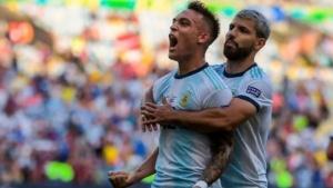 Argentina ganó por 2-0 a Venezuela ¡Vamos por más!