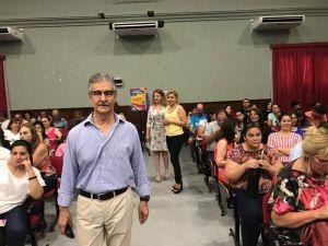 """Rufino Fernández destacó """"el logro de los traslados definitivos"""""""