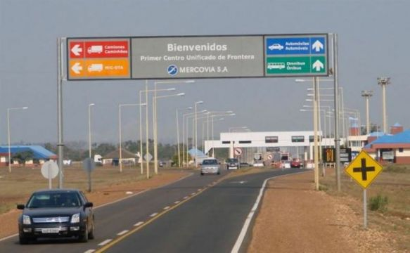 Aumentó 15% la cantidad de personas que pasan hacia Brasil