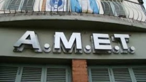 Docentes de AMET, de manera voluntaria comenzaron a fabricar barbijos y alcohol gel
