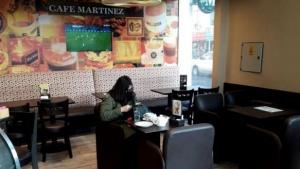 Bares y cafés del microcentro con gran demanda tras la reapertura